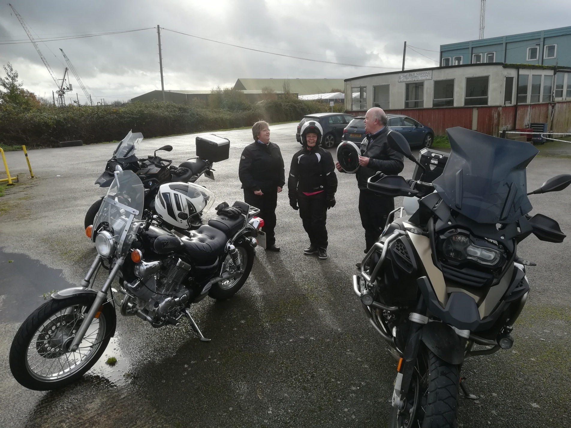 Motorcycling Group