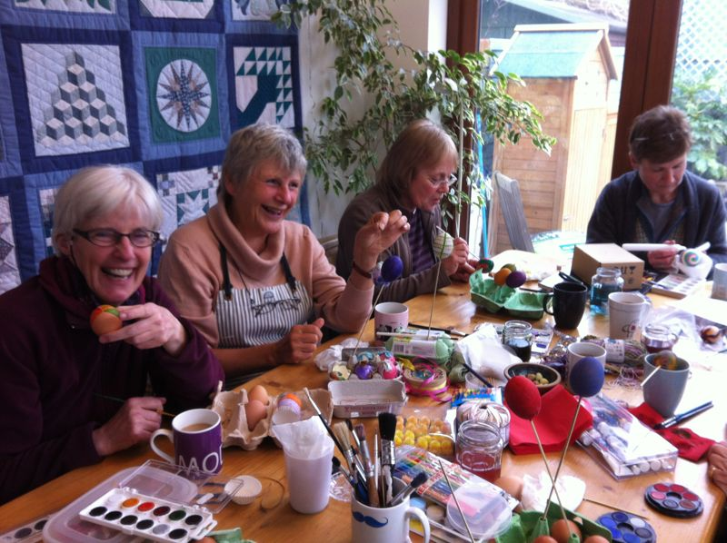Textiles in South Bristol Group