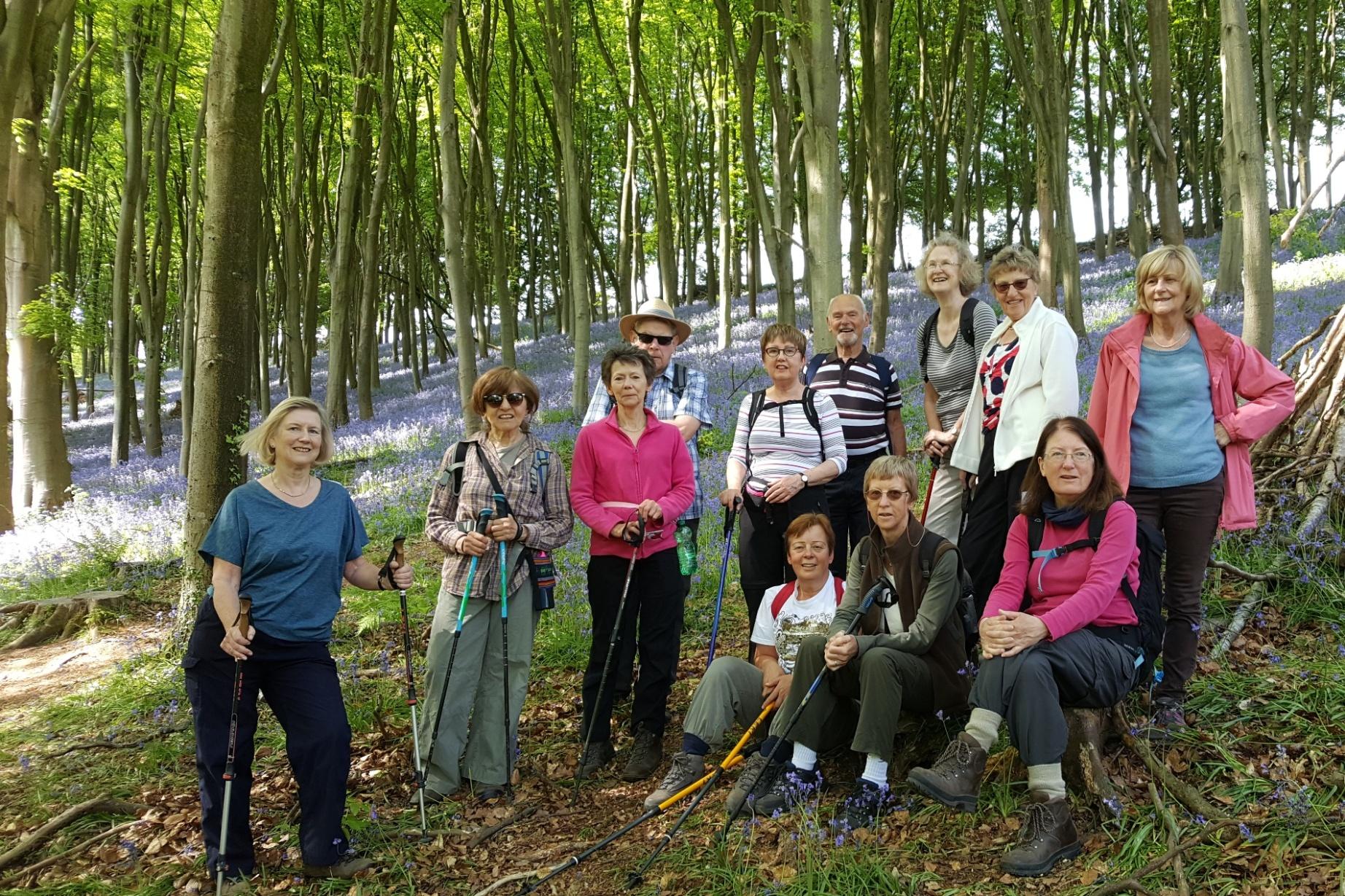 Priors Wood 18th May 2018