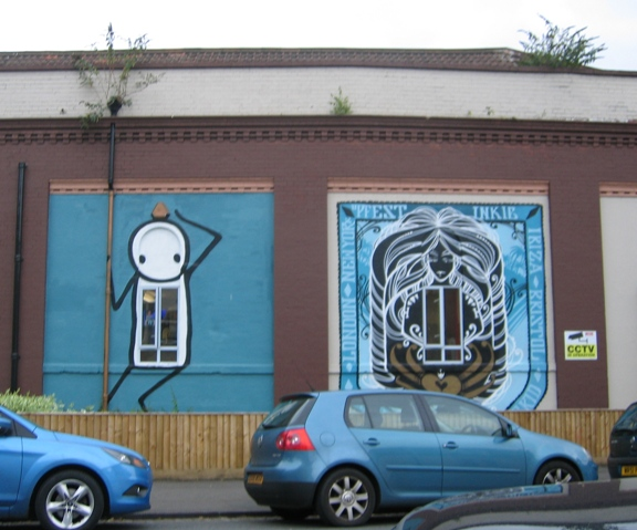 Street Art No.3, Bedminster Upfest.