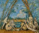Cezanne, The Large Bathers