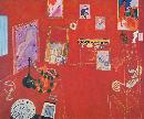 Matisse, The Red Studio