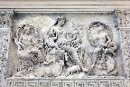 Sculptural Relief on the Ara Pacis