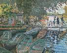 Monet, Bathers at La Grenouillère