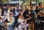 Renoir, Dance at Moulin de la Galette