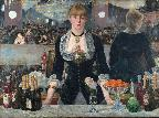 Manet, Bar at the Folies Bergère