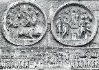 Arch of Constantine, detail