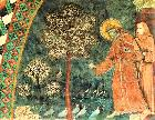 Assisi, St Francis Preaching to Birds