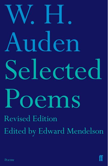 W H Auden