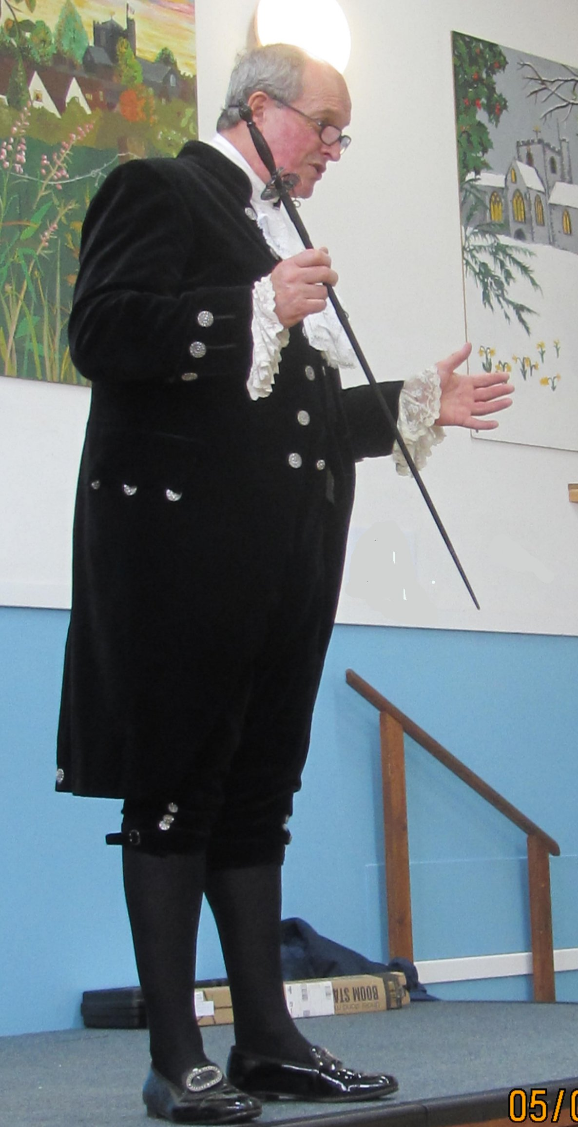 The High Sheriff of Herefordshire