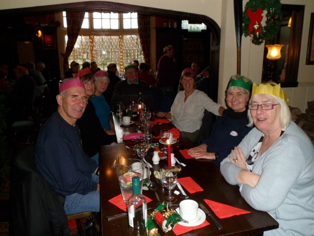 2012 Christmas Lunch