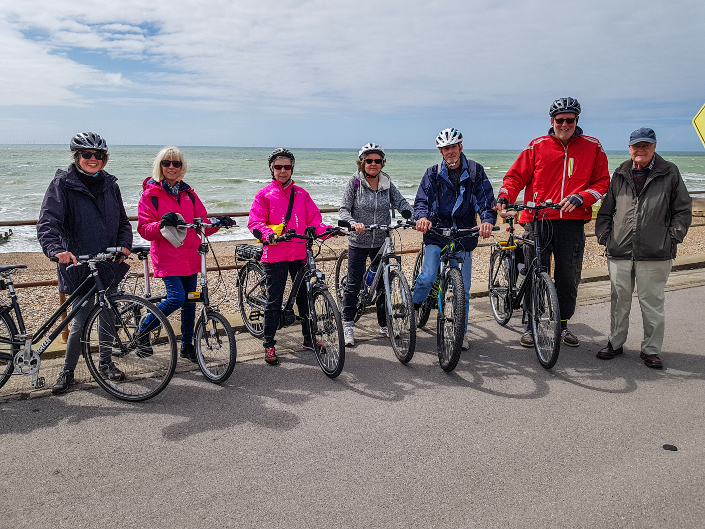 2019 cycling group