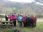 Amblers Walking Group February 2018
