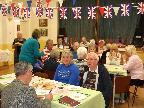 Autumn tea party, 19th October 2016