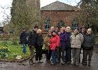Ridware country walk, 28th Feb 2017