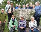 Glacial Boulder Walk, 26th Sept 2017