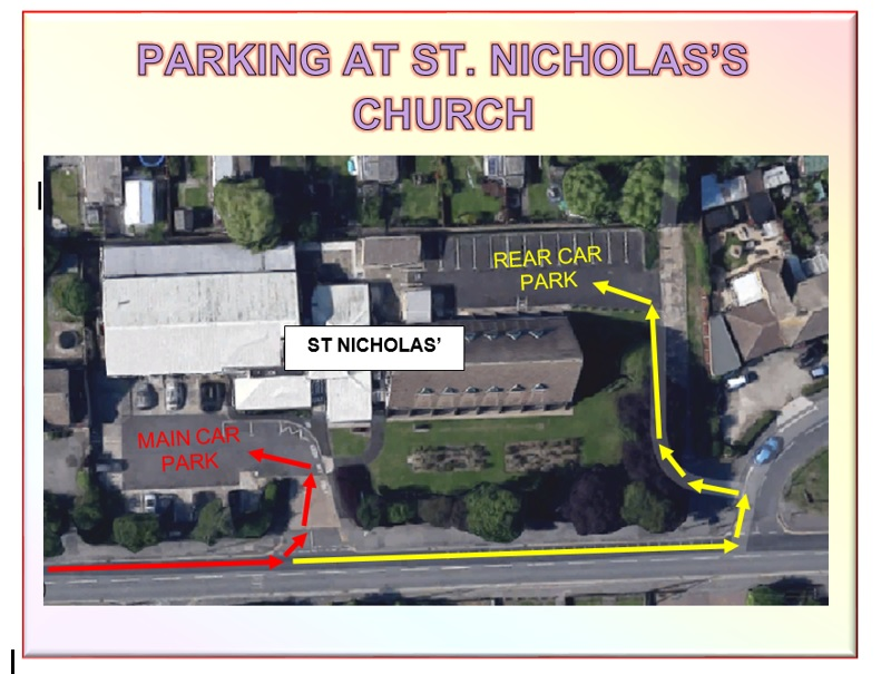 Parking at St. Nicholas