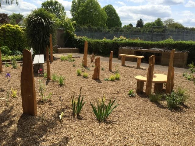 Caterham Community Art Garden