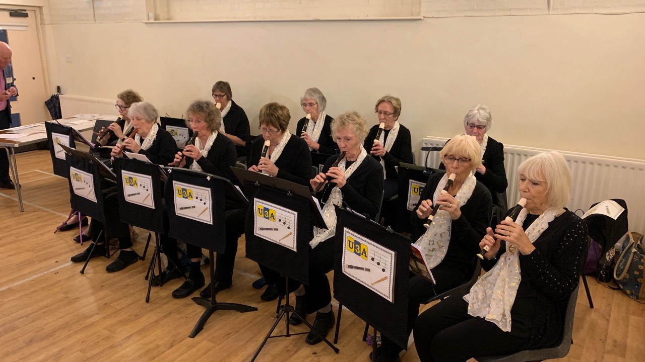 AGM - 25Nov2019 - Recorder group