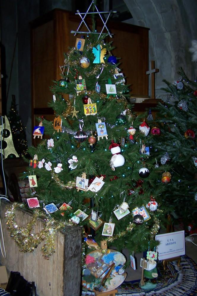 Christmas Tree: Artists