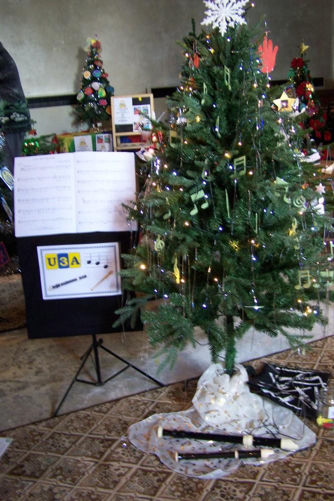 Christmas Tree: Recorders