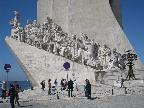 Lisboa Monument to the Discoverers