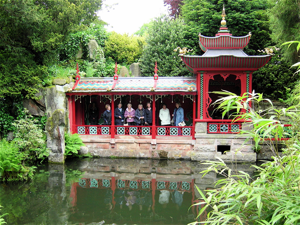 Garden Group visit to Biddulph Grange