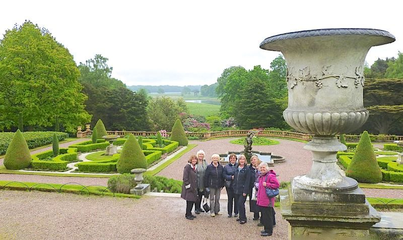 Gardening Group Visit to Tatton Park