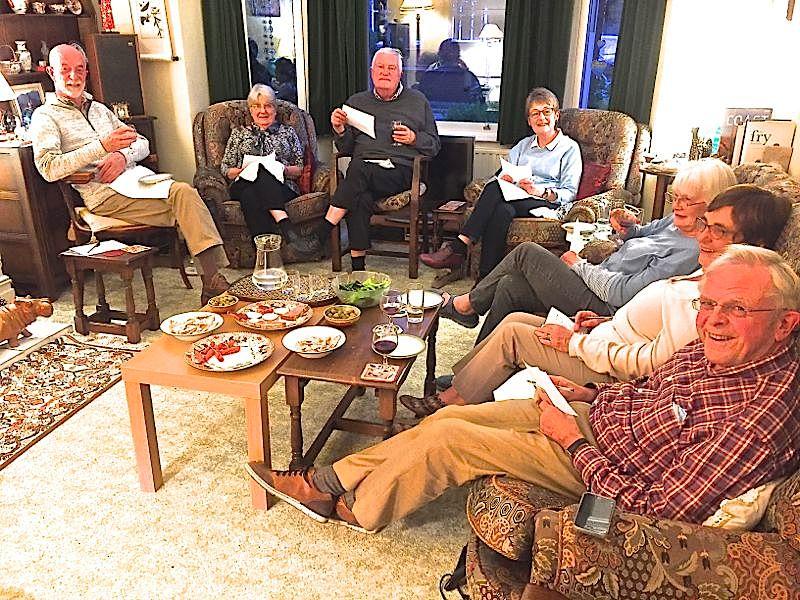 The Wine Appreciation Group