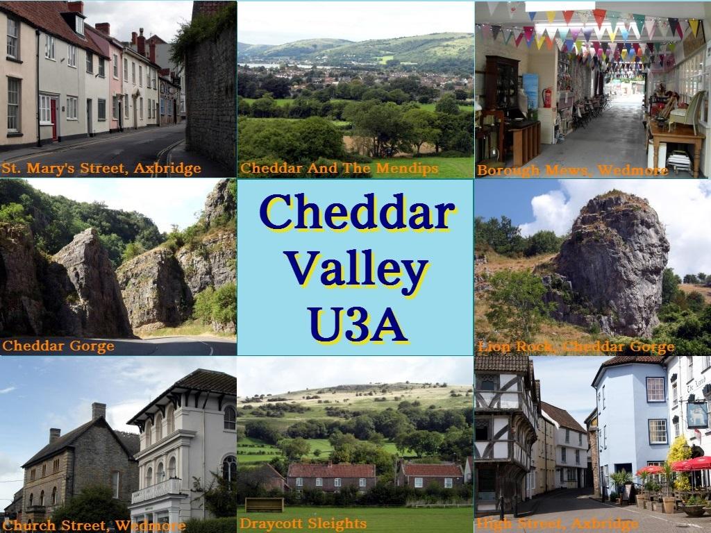 Cheddar Valley U3A
