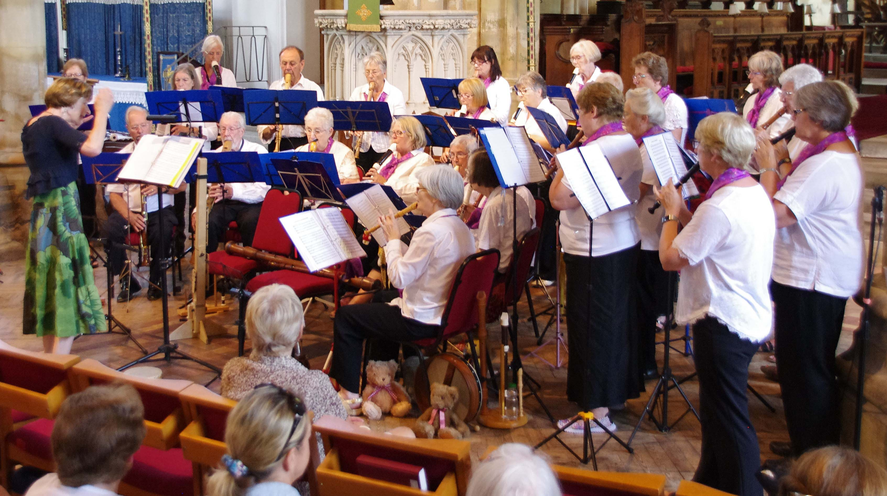 Lunchtime Concert July 2018