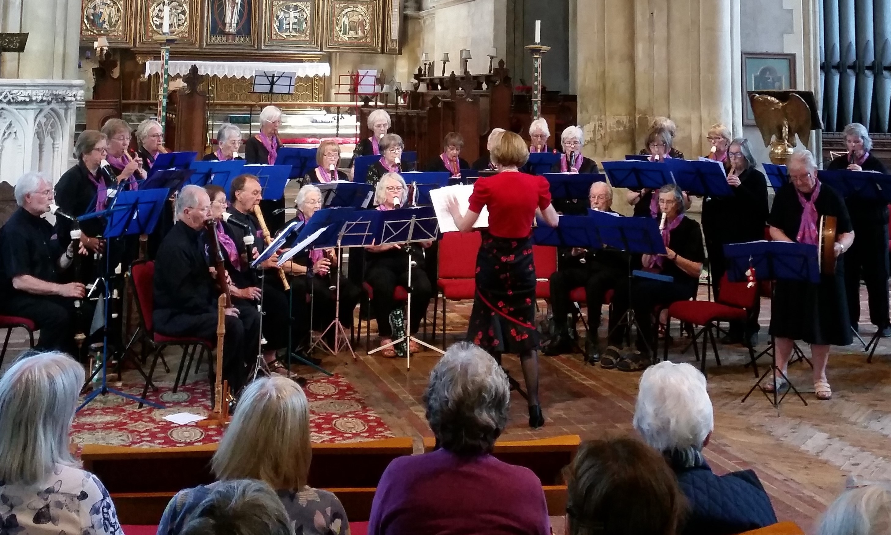 Lunchtime Concert July 2019