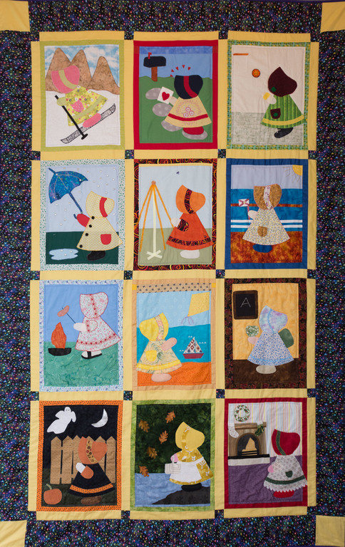 Charity Quilt 2019