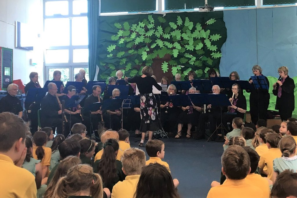 Concert at St Mary
