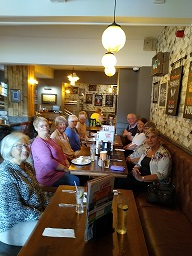 Pub Lunch Group August 2019