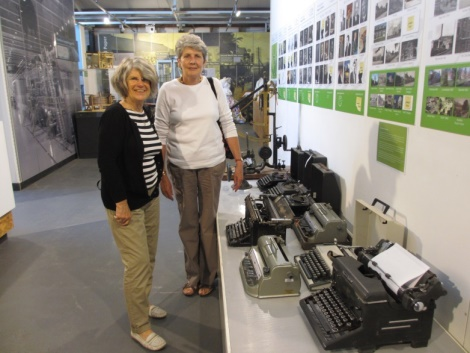 Visit to Apsley Paper Museum