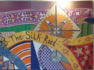 The Silk Road Tapestry
