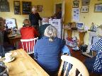 Fulling Mill talk at Barrowburn Cafe