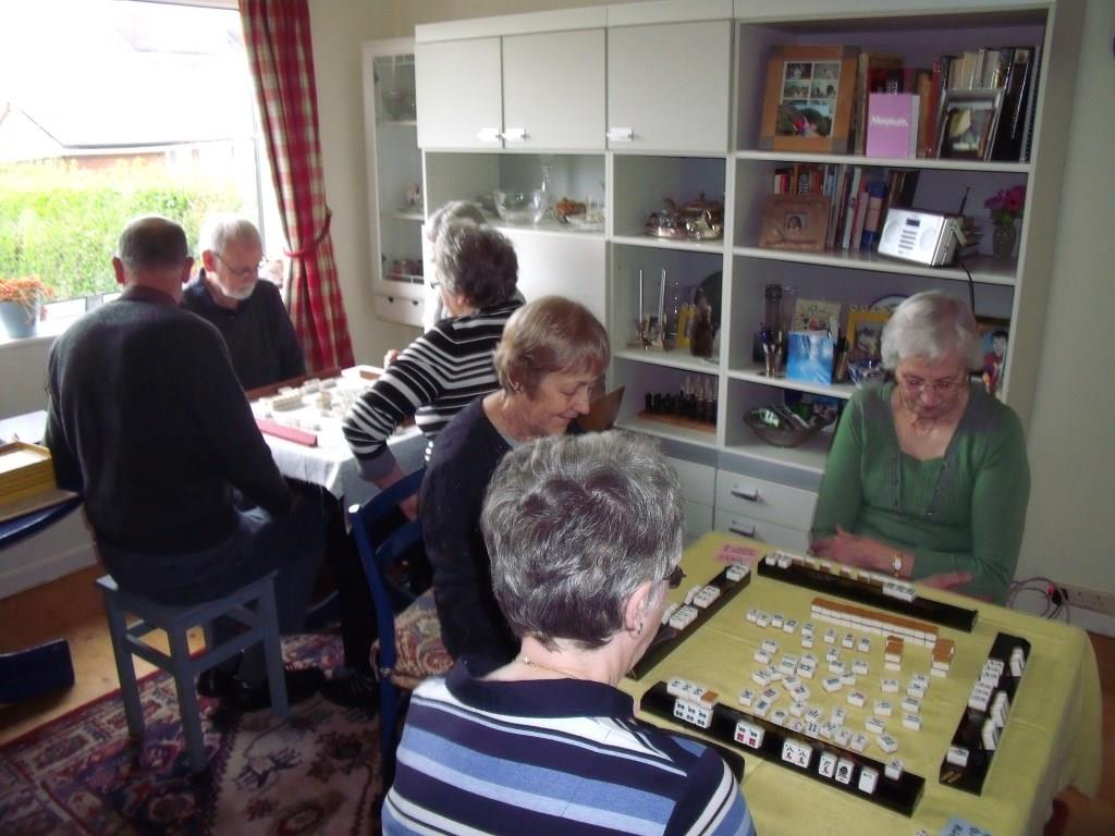 Mahjong in Action