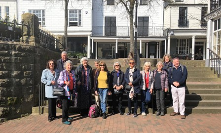Guided walk of Tunbridge Wells