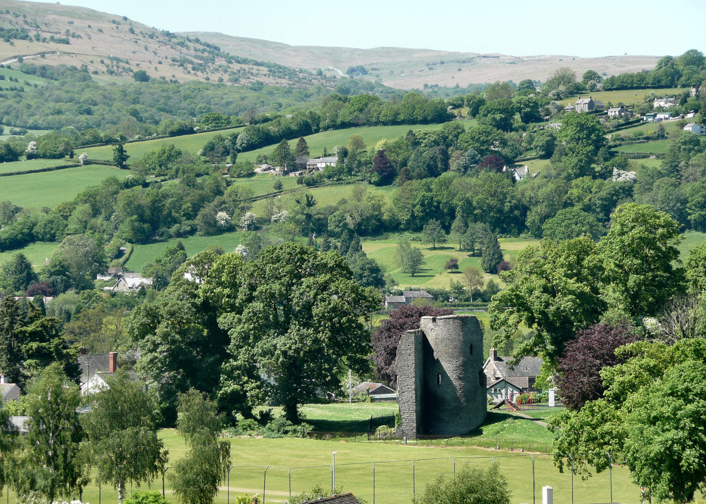Crickhowell and Castle