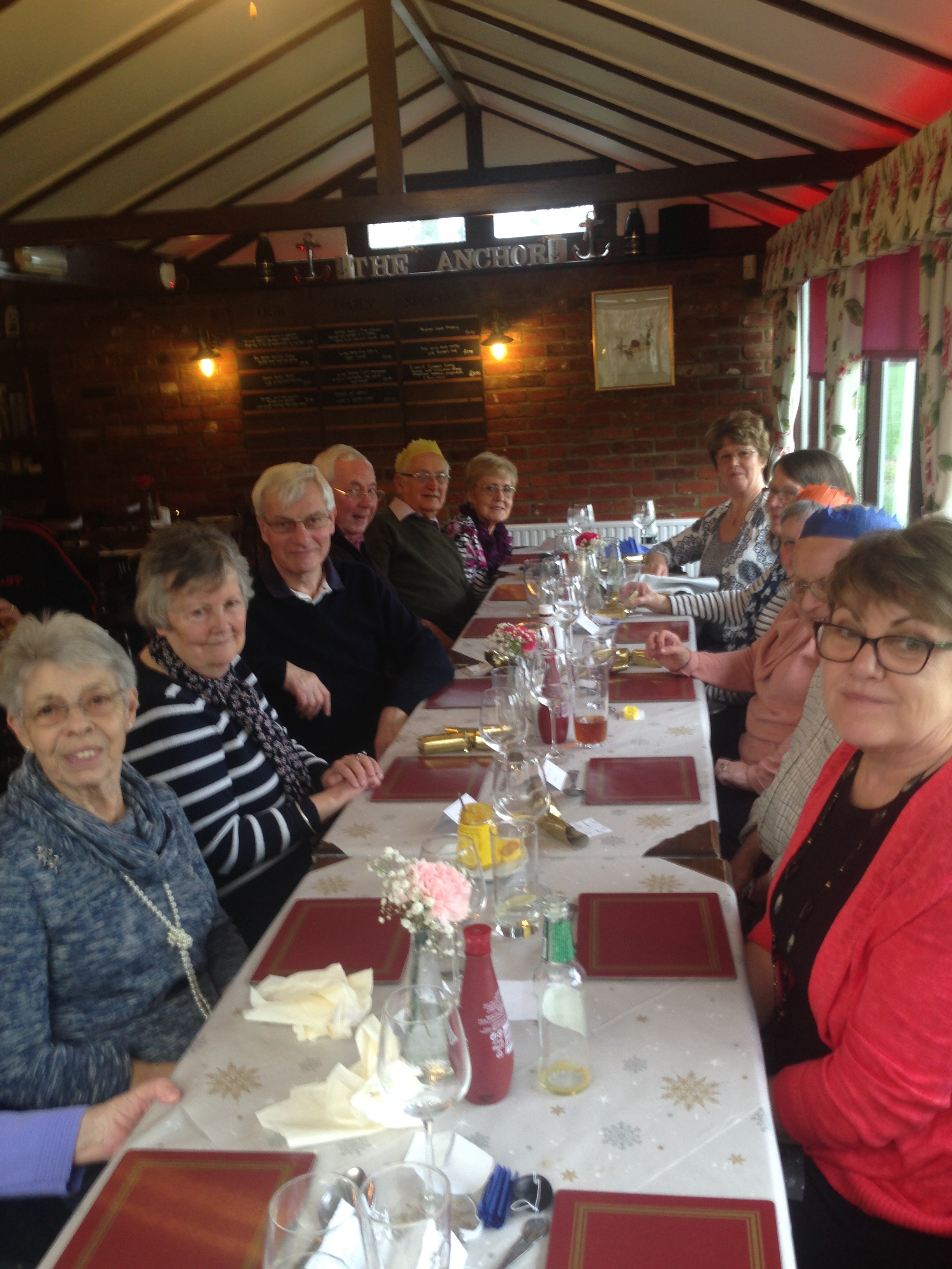 Family History Meal 2017 - 2