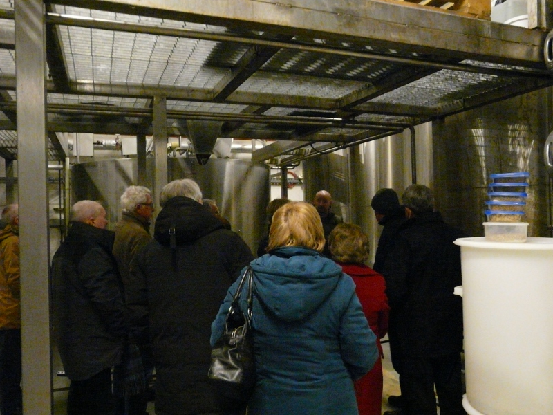 Crouch Vale Brewery 1