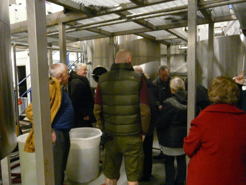 Crouch Vale Brewery 2
