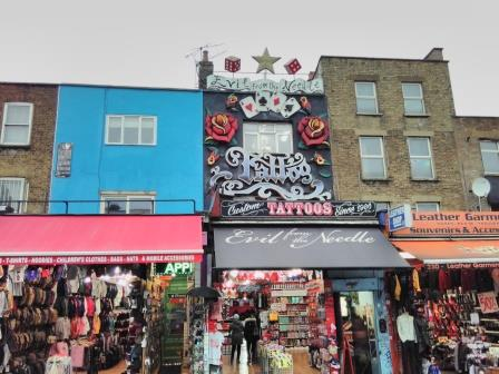 Colourful Camden Dec. 2019