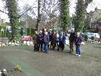 George Michael memorial Highgate