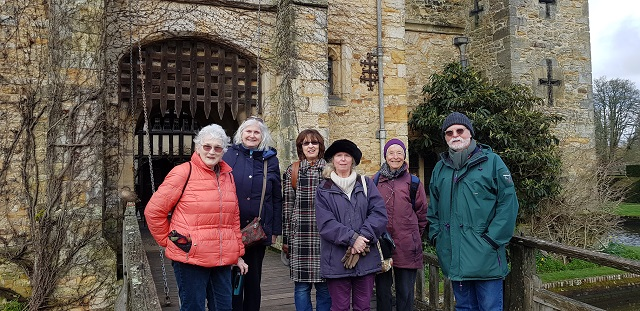 Visit to Hever Castle