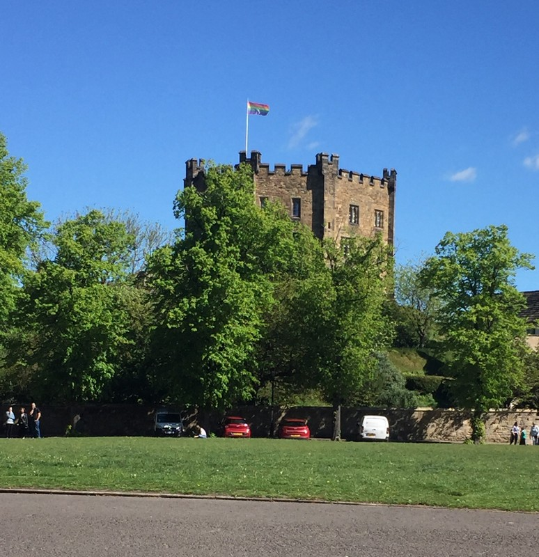 Durham Castle May 2019