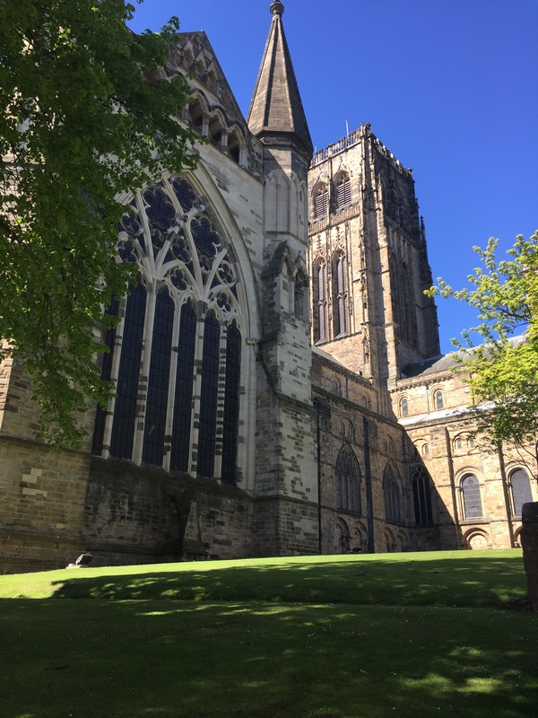 Durham Cathedral May 2019