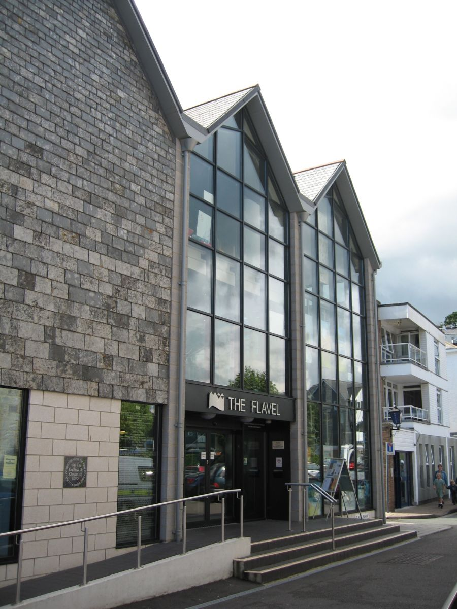 The Flavel Arts Centre